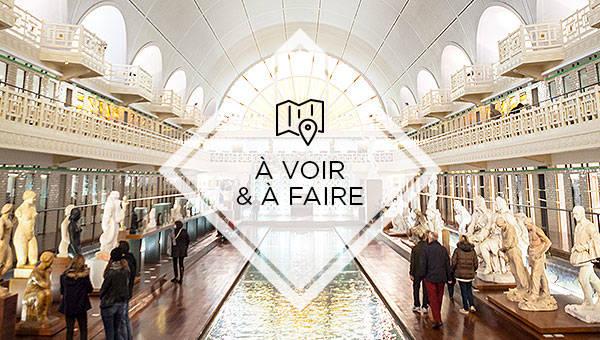 Villa Paula - Maison d'hôte de luxe - Lille, Tourcoing - à voir & à faire
