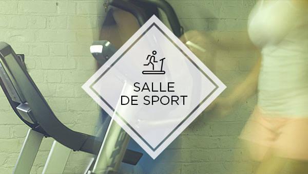 Villa Paula - Maison d'hôte de luxe - Lille, Tourcoing - Salle de sport